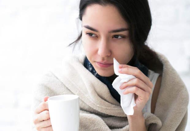 Можно ли ходить на работу, если вы простудились. Изображение номер 3