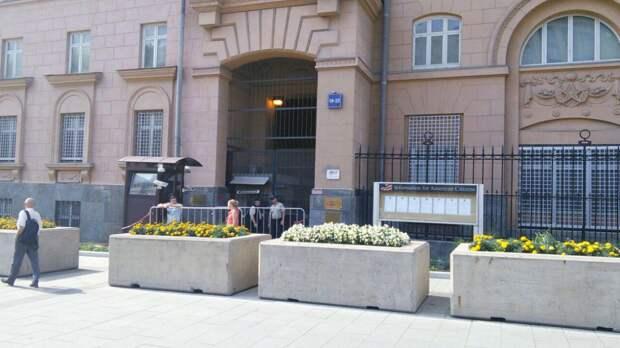 Пресс-секретарь посольства США в РФ написала прощальный пост в Twitter