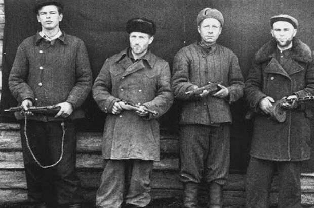 «Зиг-Заг» и другие страшные банды во время Великой Отечественной