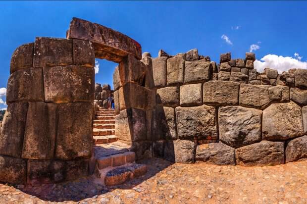 парк Саксайуаман Перу