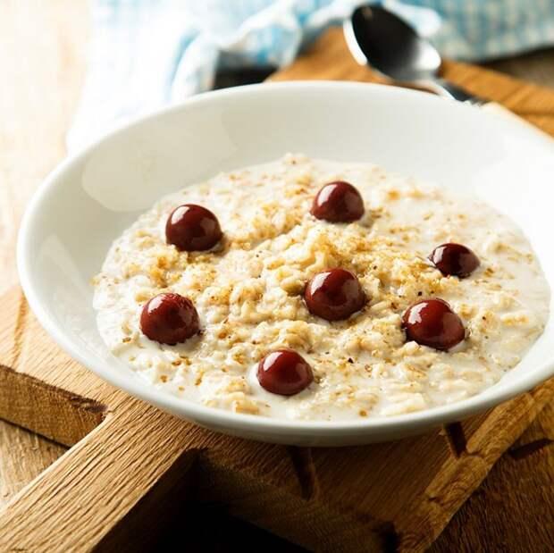 Приготовьте на завтрак эту кашу, чтобы наладить работу печени!