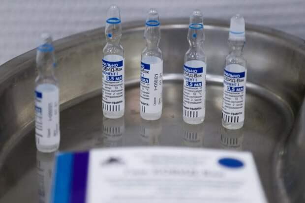 Вакцина «Спутник V», разработанная учеными СЗАО, поступит в Детский фонд ООН