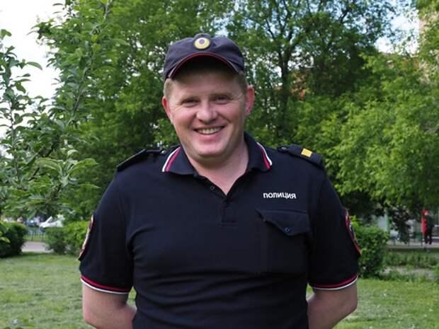 Полицейский из Головинского рассказал о спасении подростка, потерявшего сознание