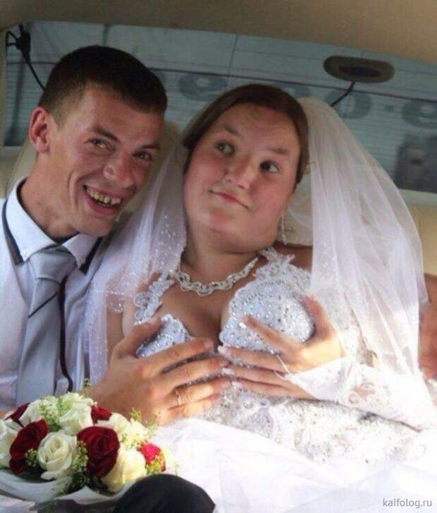 Свадьбы в русских традициях (50 фото)