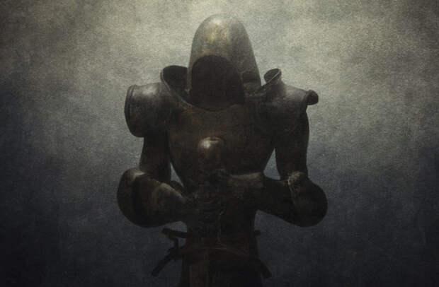 Загадочный Чёрный рыцарь