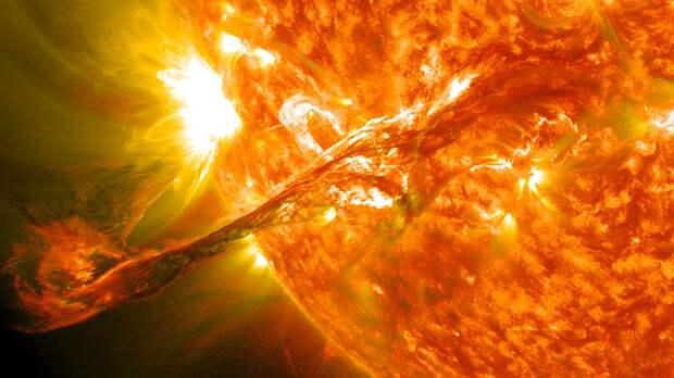 Джеты из более холодных звезд могут быть сознательным действием / © NASA Goddard Space Flight Center/Wikimedia Commons