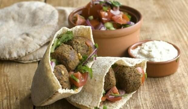 Фалафель: средиземноморская закуска в домашних условиях