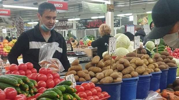 Продавцы нарынках вРостовской области пожалеют, что неносили маски