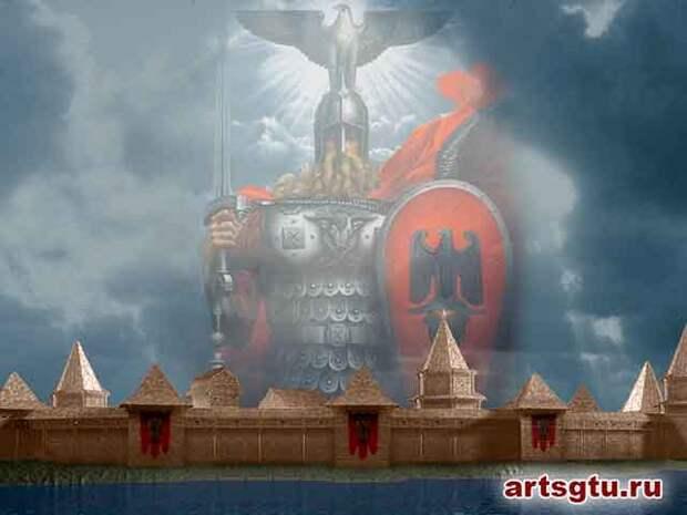 Аркона - Священный город славян