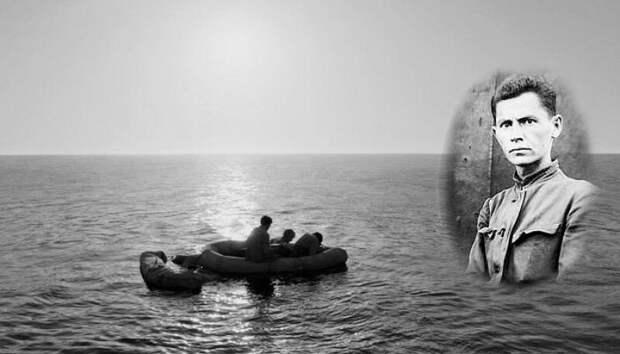 Как герой Севастополя выжил 37 дней в море без воды и еды