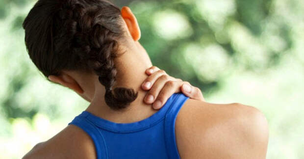 Упражнения для лечения шейных болей, укрепления шеи и активизации притока крови к мозгу!