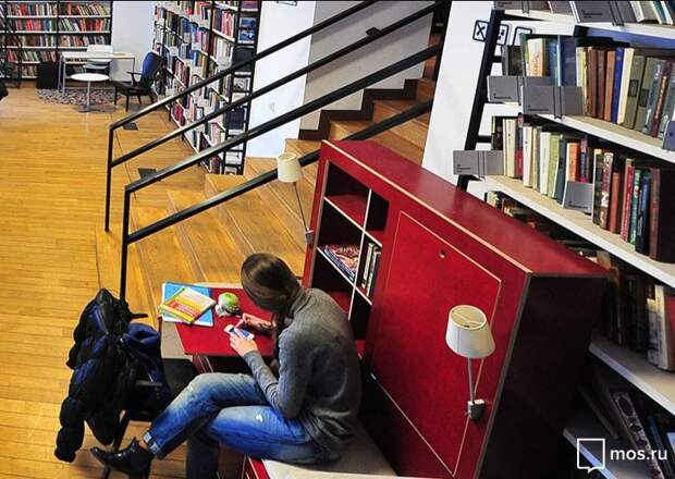Уроки немецкого для начинающих и знатоков проведут сотрудники библиотеки в районе Аэропорт
