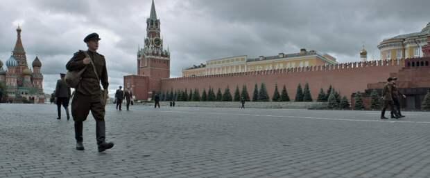 Юрий Борисов отправляет первый АК на фронт