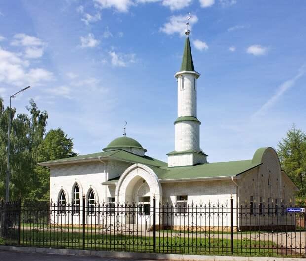 В Глазове появилась первая за всю историю города мечеть