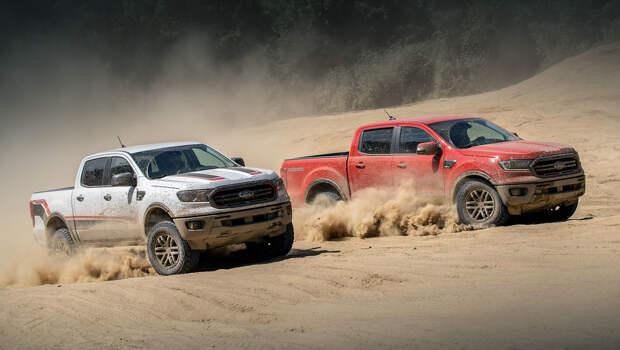 Ford ranger. Ford Ranger доступен в США от $24 410 (1,84 млн рублей). Цены на первую модификацию пикапа, которую можно оснастить внедорожным пакетом Tremor, стартует с $30 635 (2,3 млн рублей). Сама опция увеличит стоимость машины минимум на $4290 (324 тысячи рублей).