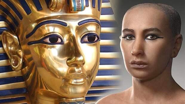 Кровосмешение фараонов - проклятие Древнего Египта