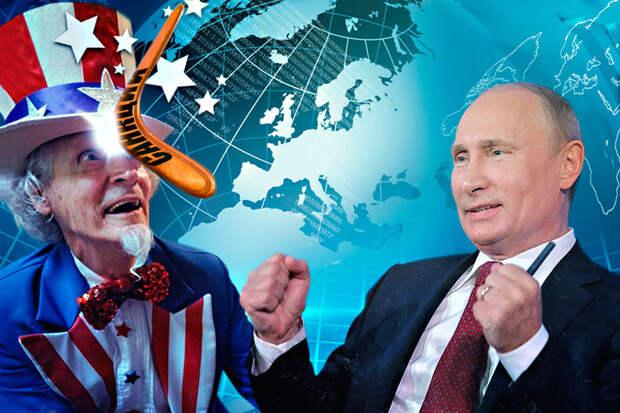 """Введение """"адских санкций"""" против России - самоубийство США"""