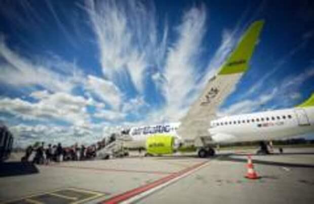 Авиакомпания airBaltic открывает рейсы в Британию, Армению и Норвегию