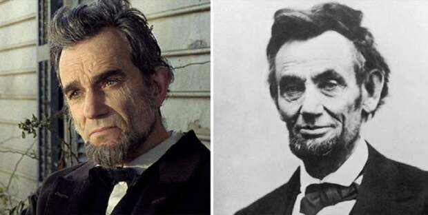 20 известных актёров, удивительно похожих на своих героев из биографических фильмов