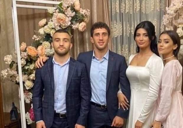 Чемпион мира по борьбе Заурбек Сидаков выгнал жену прямо со свадьбы