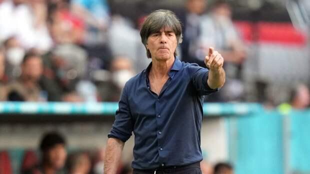 Лёв назвал заслуженной победу над Португалией на Евро-2020