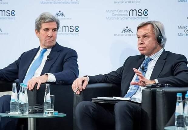«Гегемонистские фантазии»: Российский сенатор жестко осадил Госдеп США