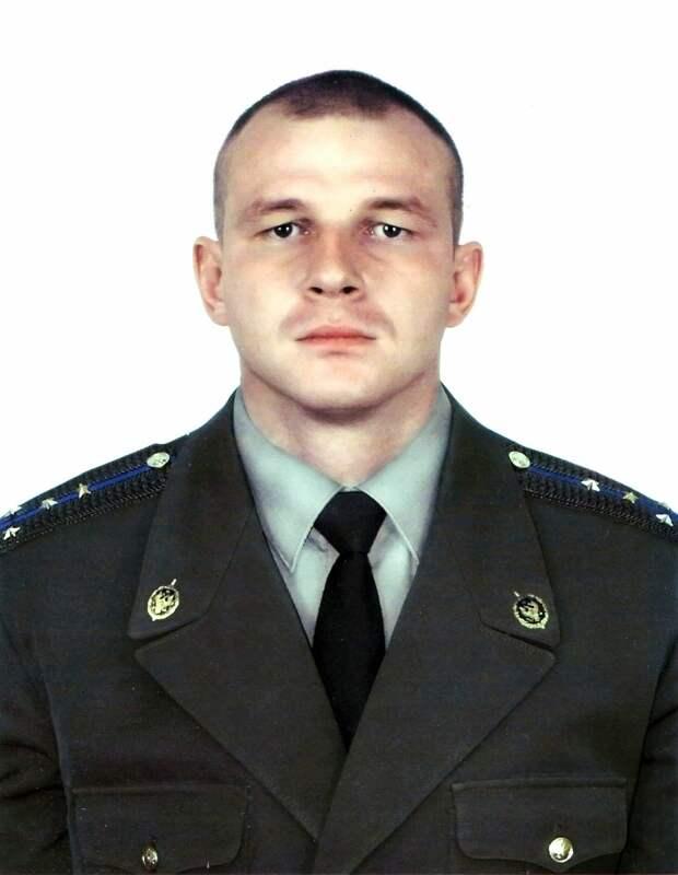 Капитан Андрей Скрябин, геройски погибший в Махачкале