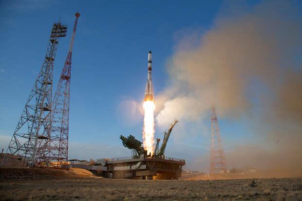 Космический грузовик «Прогресс МС-14» установил рекорд по скорости полёта к МКС