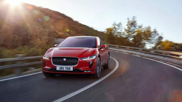 Jaguar I-Pace обошел по популярности все «Теслы» в Нидерландах