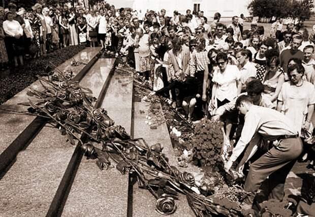 «Пригласительный на трагедию». 22 года трагедии на Немиге.