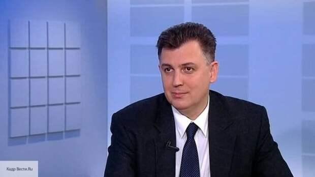 Колташов предупредил о решительном ответе России на постоянные провокации Киева по газу