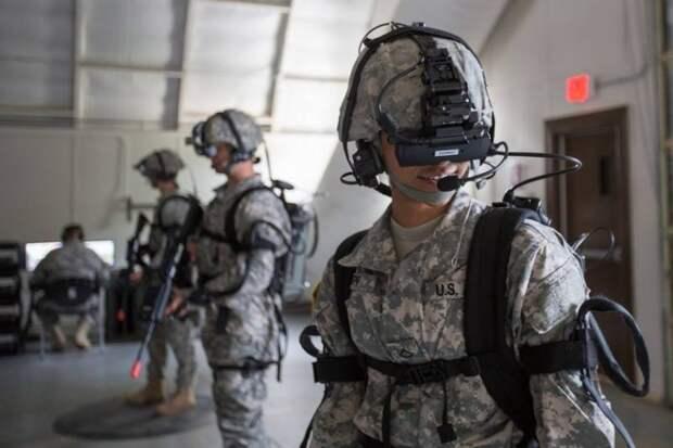 О возможных направлениях применения искусственного интеллекта в КСА войск