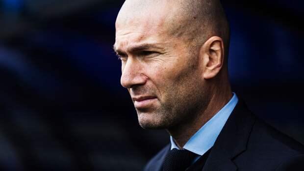 Зидан — о своем уходе из «Реала»: «Перестал ощущать доверие и поддержку клуба»