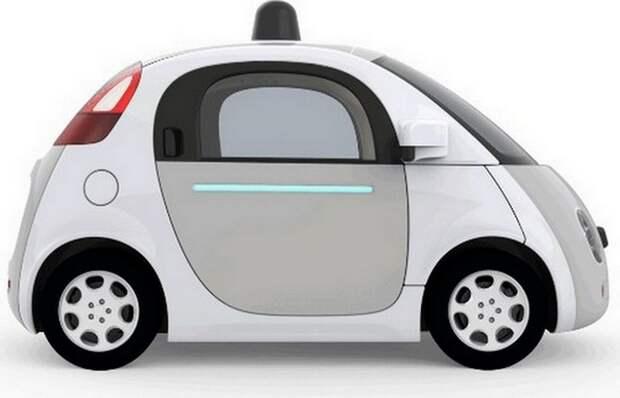 Технологическое достижение: беспилотные автомобили.