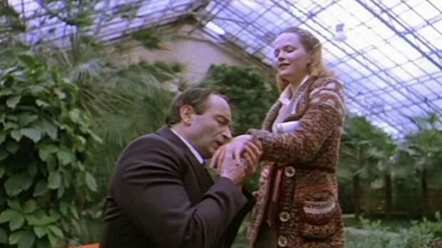 "Кадр из фильма ""Чародеи"", 1982."