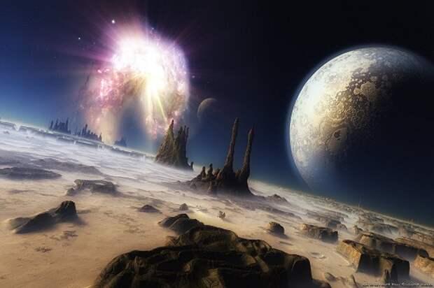 Тайны и загадки Вселенной