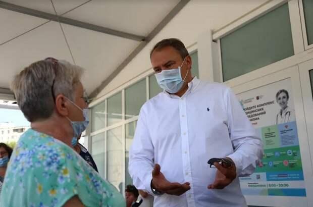 Петр Толстой: Москва принимает все меры для защиты горожан от коронавируса Автор фото: Александр Чикин
