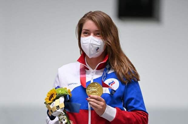 Россия поднялась на четвертое место в командном зачете на ОИ в Токио