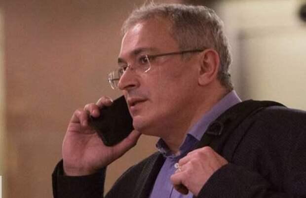 Ходорковского спалили: ФБ и Гугл выдавали ему персональные данные россиян по согласованию с ЦРУ