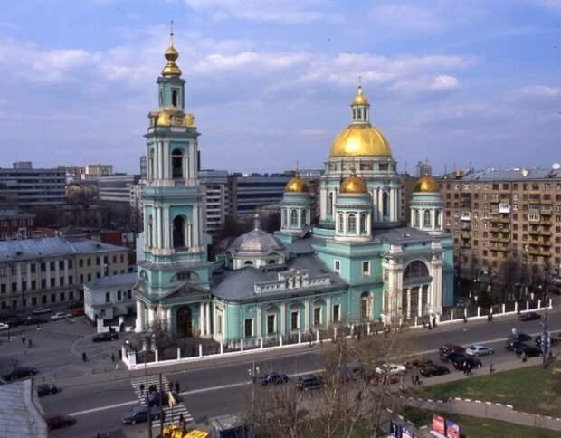 Скончался настоятель Елоховского Богоявленского кафедрального собора в Москве
