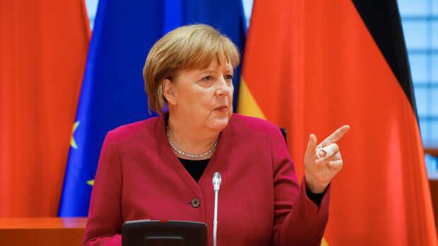 """Меркель заявила о безоговорочной поддержке """"СП-2"""" из-за потребности в газе"""