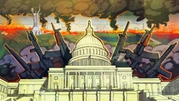 Украина и США ждут, что Россия «потерпит поражение в Донбассе и Крыму»
