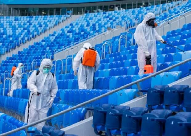 Чемпионат Исландии по футболу досрочно завершен из-за пандемии коронавируса. Не хочется, чтобы дурной пример стал заразительным. В прямом и переносном смысле