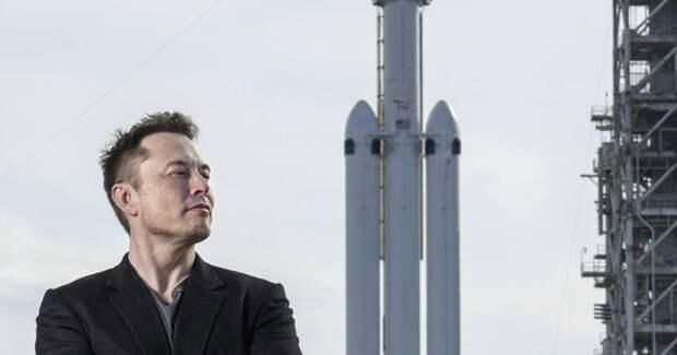SpaceX запустит в космос рекламный спутник с сэлфи-палкой