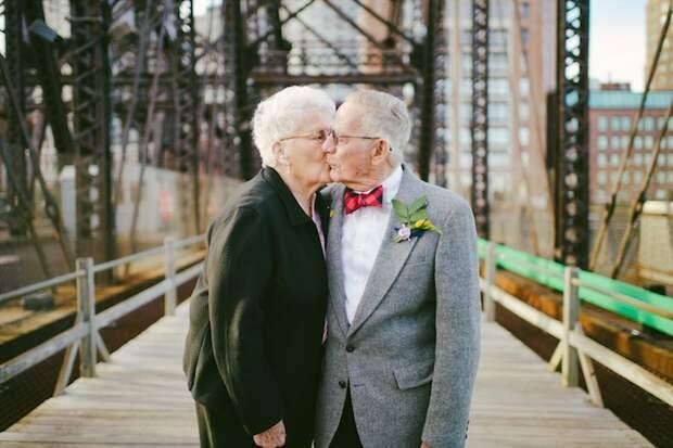 История любви моих дедушки и бабушки