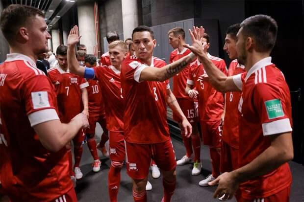 Сборная России узнала соперника в плей-офф ЧМ по мини-футболу