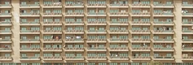 Фасад, Балконы, Городских, Дом, Архитектуры, Здание