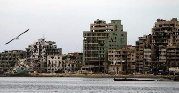 Бенгази пытается восстановиться после американской интервенции