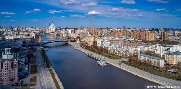 В Мосгордуме выступили за увеличение бюджета на развитие креативных индустрий. Фото: М. Денисов mos.ru
