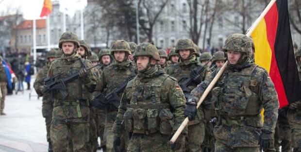 Неважно, что немецкие солдаты проштрафились, а важно, что это заметили русские?
